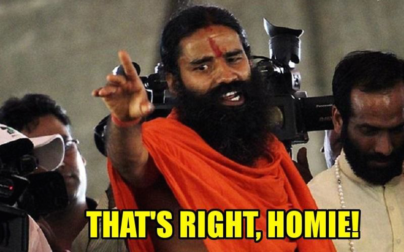 Baba Ramdev and Patanjali – A Surprisingly Good Example of Content Marketing