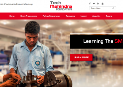 Tech Mahindra Foundation