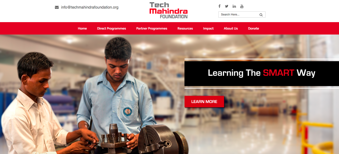 techmahindra foundation