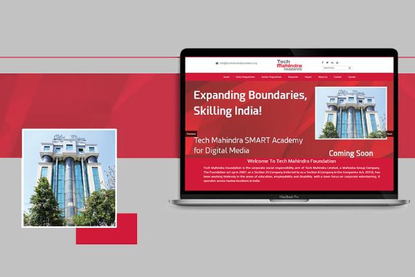 TechMahindra Foundation - The SMART Academy