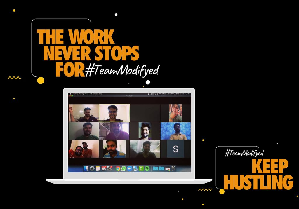 Working as a Remote Team – Communication Guidelines at Modifyed Digital